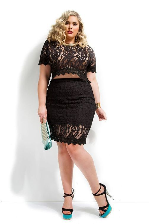 28 Fashionable Nightclub Outfits For Plus Size Women This Year .