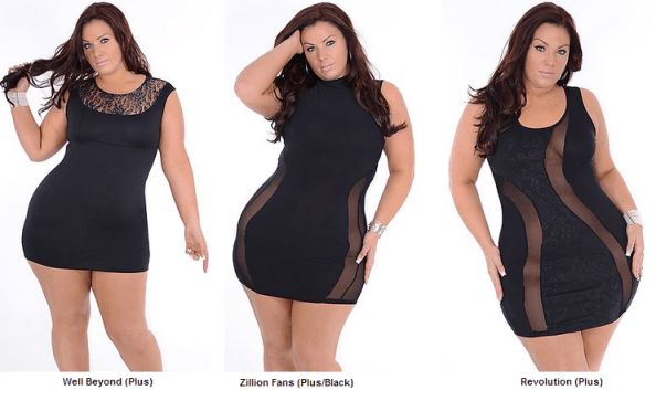 Pointers for choosing plus size clubwear ? – viaviewer.com in 2020 .