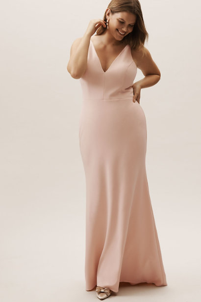 8 Sites That Make the Best Plus-Size Bridesmaid Dresses—and They .
