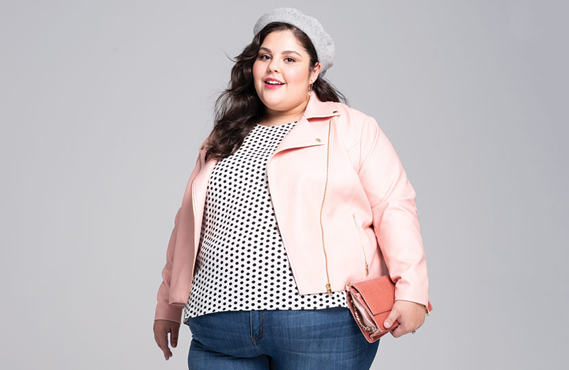 Finding the Plus-Size Fashion Community Changed My Life | Dia&