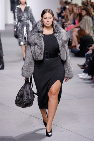 27 Times Plus-Size Models Walked at Fall 2017 New York Fashion .