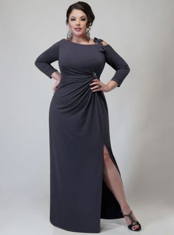 The Best Plus Size Evening Dress According To Your Body Shape .