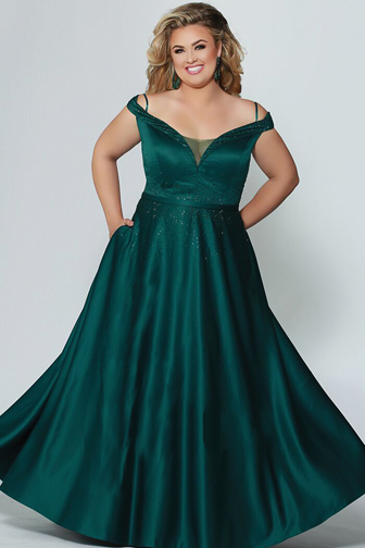 Plus Size Formal Gowns - Our Top 5 Plus Size Formal Gowns for 20