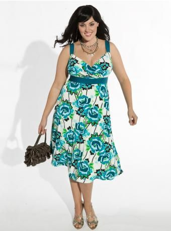 Best Shoes to Wear with Plus Size Sundresses – Carey Fashion in .