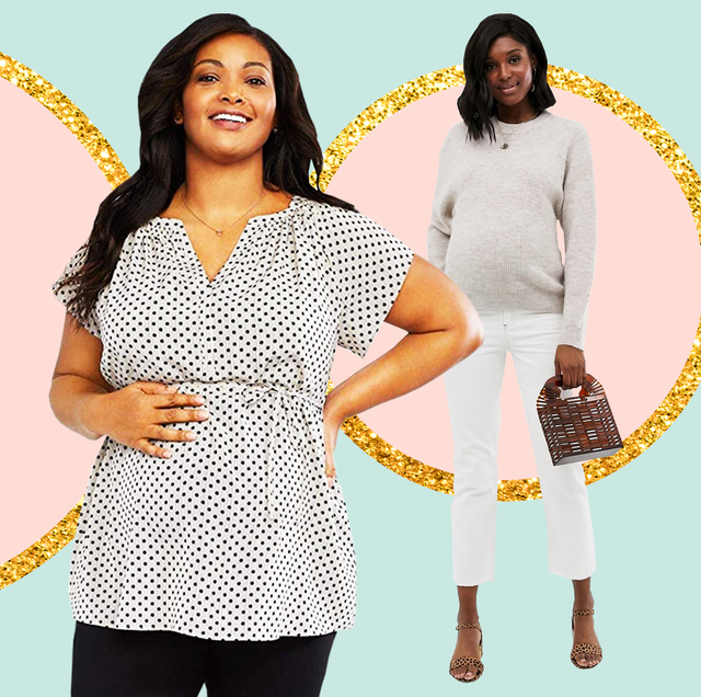 18 Cute Pregnancy Outfits 2019 — Best Maternity Fashion to Sh