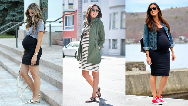 18 Pregnancy Outfit Ideas for a Casual But Cute Maternity Styl