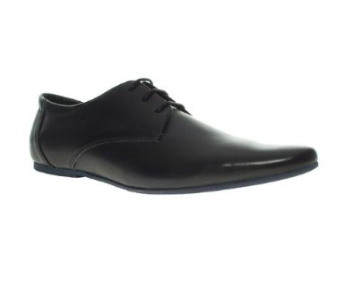 Men's black Gibson lace-up shoes vanished from Primark Store Shelv