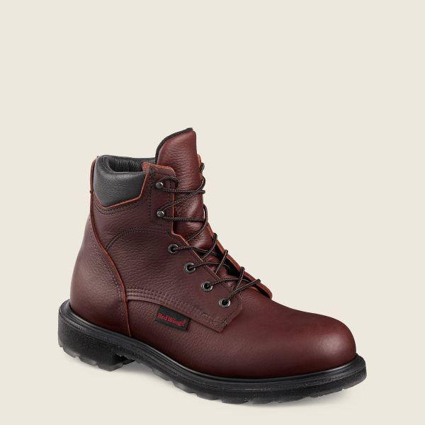 Men's SuperSole® 2.0 6-inch Safety Toe Boot 2406 | Red Wing Sho