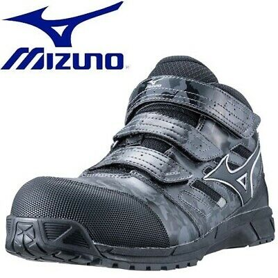 New Mizuno safety shoes Almighty LS Mid Cut Type C1GA1802 .