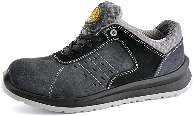 Amazon.com: SAFETOE Mens Safety Shoes Steel Toe Shoes -[ASTM .