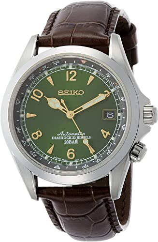 Amazon.com: Seiko Men's Stainless Steel Japanese-Automatic Watch .