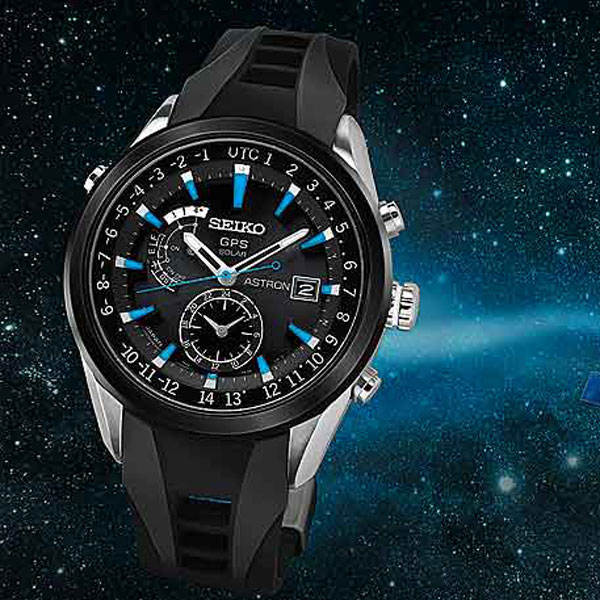 Out of This World: Reviewing the Seiko Astron GPS Watch .