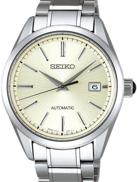 Seiko Brightz Automatic Dress Watch with 40.5mm Case, and Sapphire .