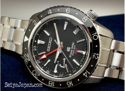 Grand Seiko Spring Drive GMT Watch Is Japan's Rolex GMT Master .