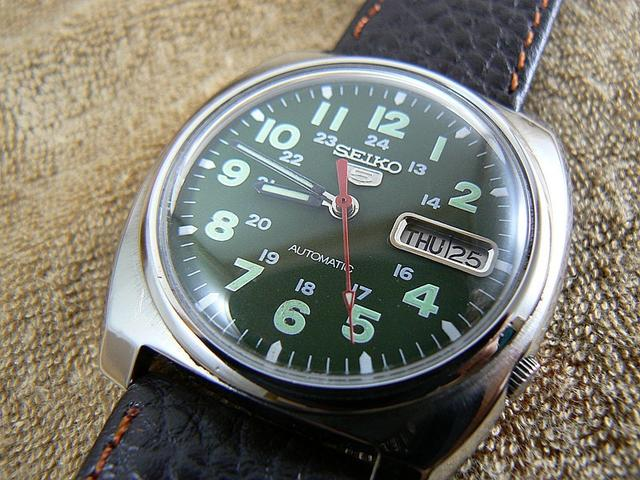 Military Watches: Best Vintage Military Watch
