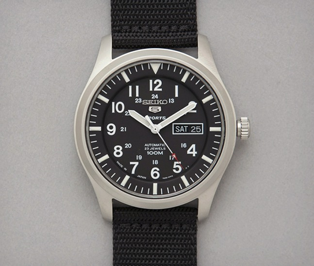 Seiko Made in Japan Military Watches | Cool Materi