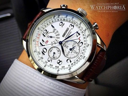 Seiko Perpetual Calendar | Luxury watches for men, Watches for men .