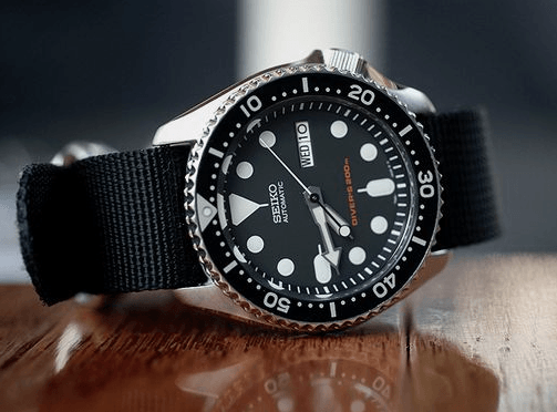 Seiko Automatic SKX007 – The most affordable Divers watch in 20