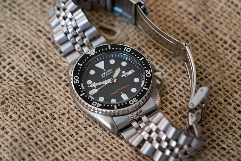 The Value Proposition: The Seiko SKX007 Diver's Watch - HODINK