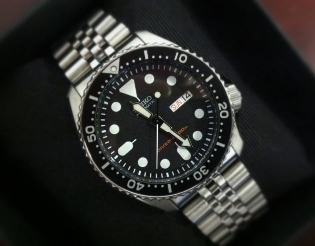 The key benefits of a Seiko Diver Watch : arch3margin : GroupSpac