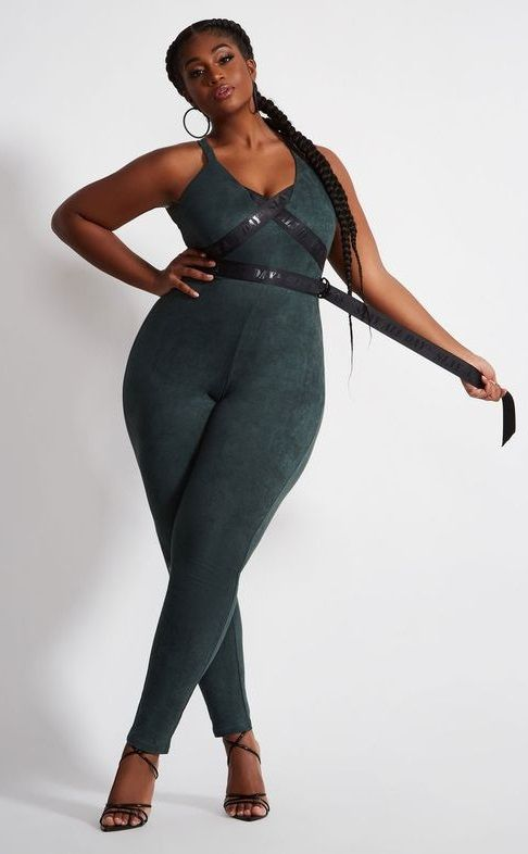 Pin on Plus Size Jumpsuits | Plus Size Jumpsuits for Evening | Top .