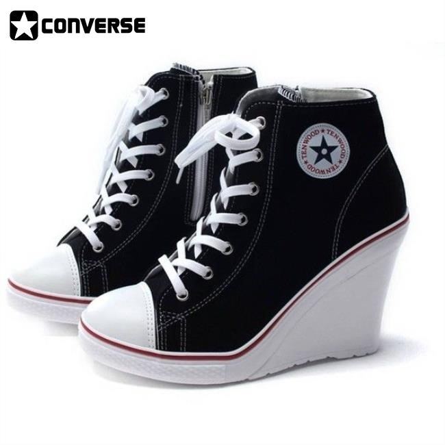 Converse Shoes For Girls With Heels doublebarrelrecords.c