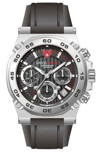 Buy SWISS EAGLE Mens Chronograph Watch | Shoppers St