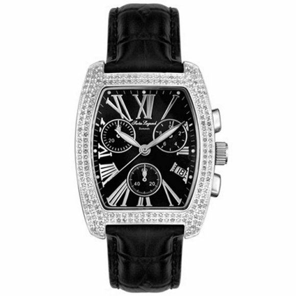 Swiss Legend Accessories | Bellissimo Diamond Accented Watch .