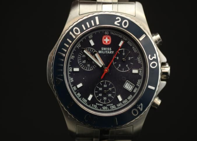 Absolute Auctions & Realty   Swiss military watches, Swiss .