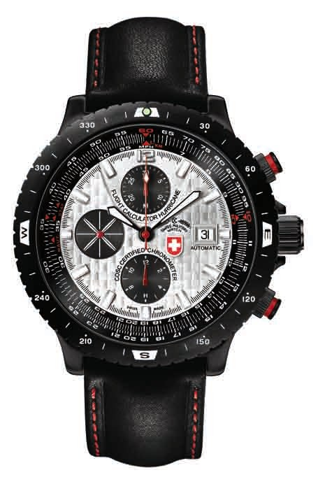 CX Swiss Military Hurricane Limited Edition Watch - Exclusive .