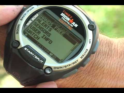 TIMEX® Ironman Global Trainer with GPS - Running - YouTu