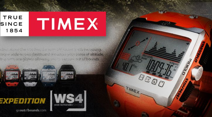 Timex Expedition WS4 | W