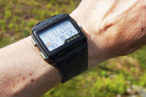 Timex Expedition WS4 2009 — Live for the Outdoo