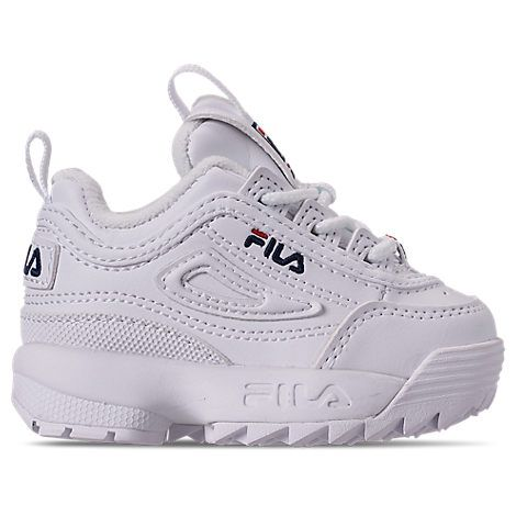 Fila Toddler Boys Disruptor 2 Casual Sneakers From Finish Line In .