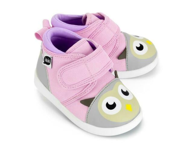ikiki® Squeaky Toddler Shoes, Owl - Dr. Owlivia Hoot™, Size 3-13 .
