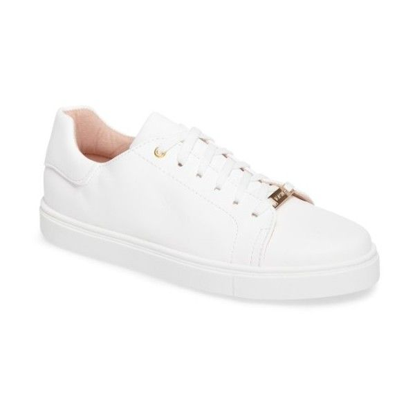 Women's Topshop Cluster Sneaker ($9.99) ❤ liked on Polyvore .