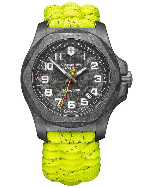 Victorinox Swiss Army LIMITED EDITION Men's Swiss INOX Carbon LE .