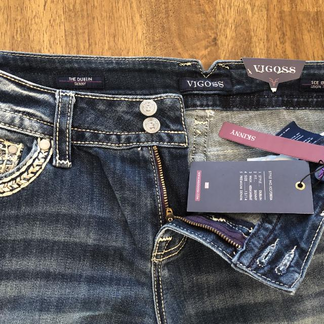 Best Vigoss Jeans for sale in Robinson, Illinois for 20