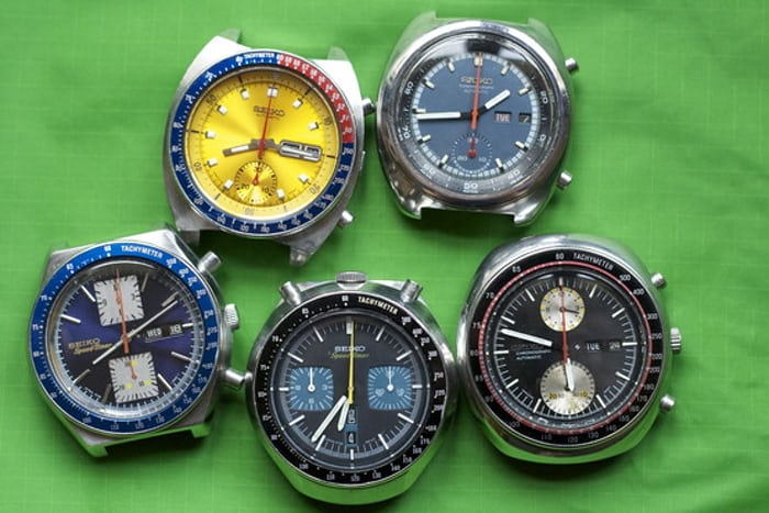 In-Depth: Your Vintage Seiko Chronograph Buying Guide - HODINK