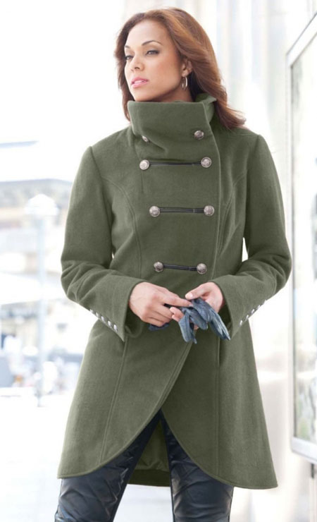 Clothing for women: Winter coats sale wom