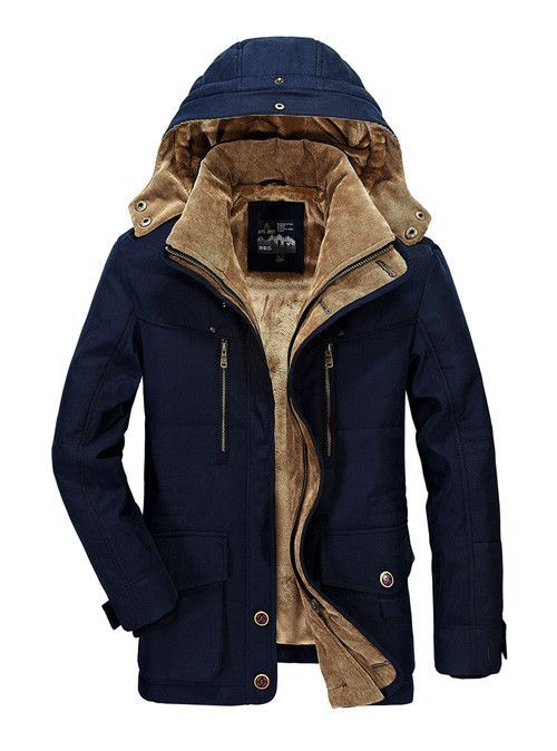 High Quality Winter Jacket Men Brand 2016 Warm Thicken Coat Famous .
