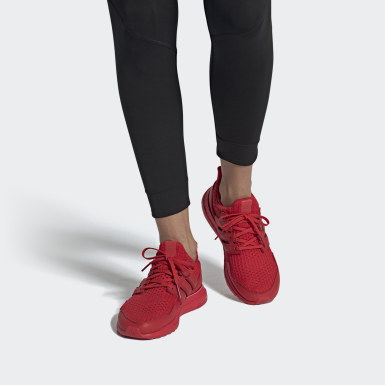Buy > red women sneakers Limit discounts 50% O